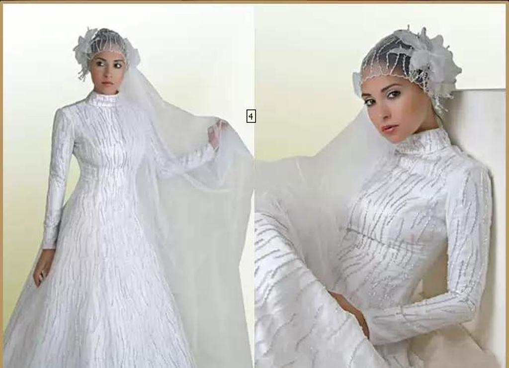 Закрытое платье