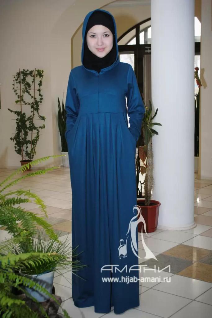 Фото платья для мусульманки